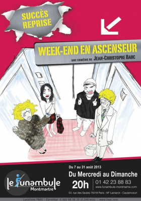 Week-end en ascenseur
