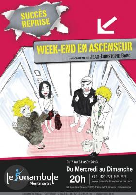 Week-end en ascenseur
