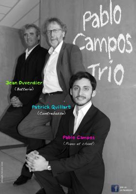 Jazzaudehore - Pablo Campos Trio