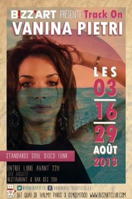 Summer Afterwork feat VANINA PIETRI & DJ BABA