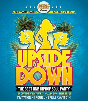 "UPSIDE DOWN ""Summer Mix"""