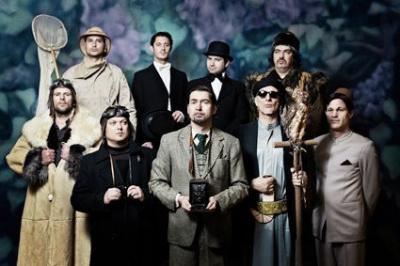 Mardi Gras Brass Band, Nouveau Casino, Concert