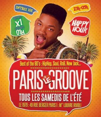 PARIS A LE GROOVE été 2013