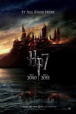 Harry Potter, les reliques de la mort, David Yates, Daniel Radcliffe, Emma Watson