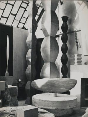 Centre Pompidou, Constantin Brancusi, Images sans fin, exposition