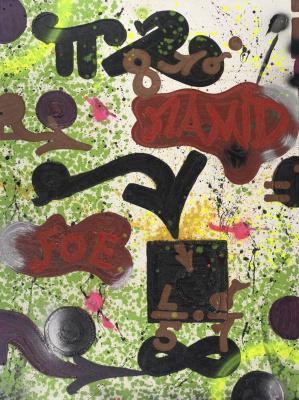 Graffiti New York 80's, Galerie Jérôme de Noirmont, Keith Haring, Jean-Michel Basquiat, exposition