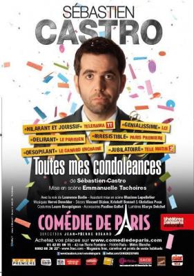 "Sébastien Castro, ""Toutes mes condoléances"""