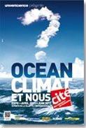 Océan climat et nous, cité des sciences, musée