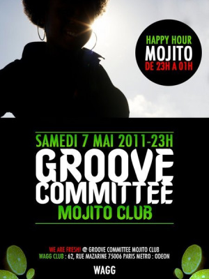 Groove committee, soirée, Wagg-club