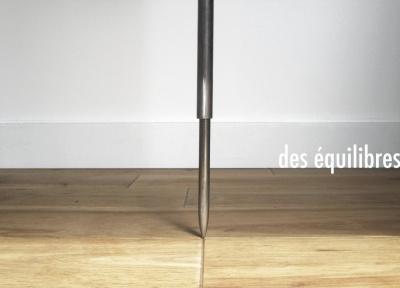 Clémence Torres, les équilibres, La Noire Galerie, exposition