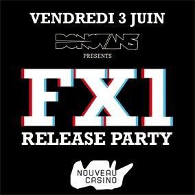 Donovans Release Party, Nouveau Casino, soirée