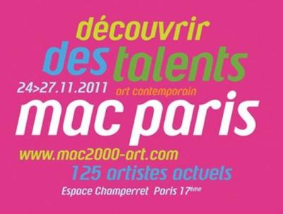 MACparis, Espace Champeret, ADAGP