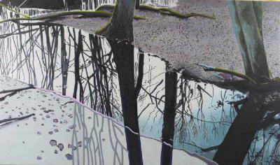 Nils-Udo, la nature, Galerie du Messager, L'Adresse Musée de La Poste