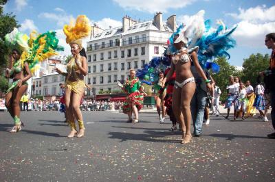 carnaval tropical