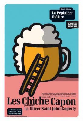Les Chiche Capon - Le Oliver St. John Gogerty