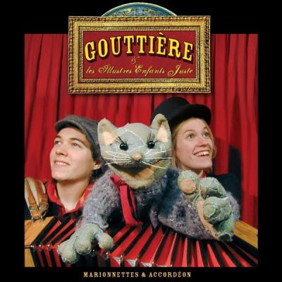gouttière, péniche antipode, abracadabra théâtre