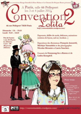 convention lolita 2, 66 pelleport