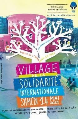 village de la solidarité internationale 2011 à paris