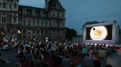 la nuit du film scientifique, sciences sur seine