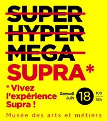 supra, vivez l'expérience supra, les 100 ans de la supraconductivité