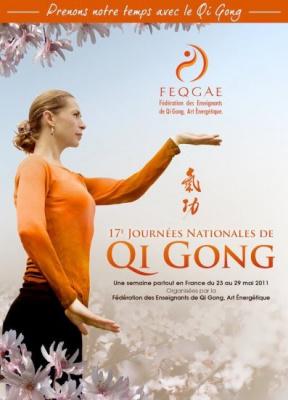 17èmes Journées Nationales du Qi Gong