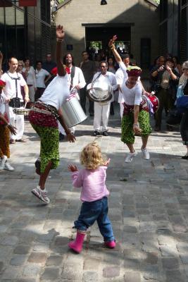 entrez dans la danse 2011, fête de la danse, bercy village