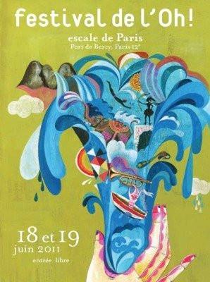 festival de l'oh 2011, 10 ans, paris, bercy village