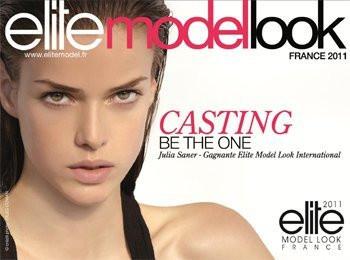 elite model look 2011 au forum des halles