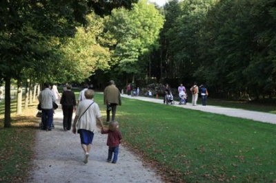 rendez-vous aux jardins 2011, domaine de chantilly