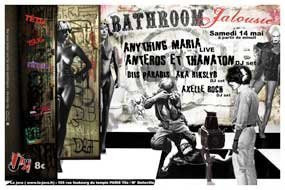 Bathroom Jalousie, la Java