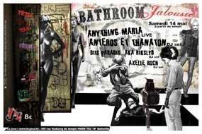 Bathroom Jalousie, la Java
