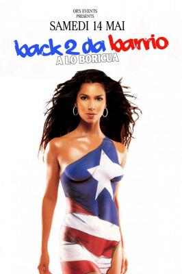 """Back 2 Da Barrio """"A Lo Boricua"""", Monte Cosy"""