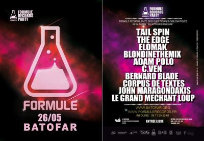 Formule Records Party 5, Batofar