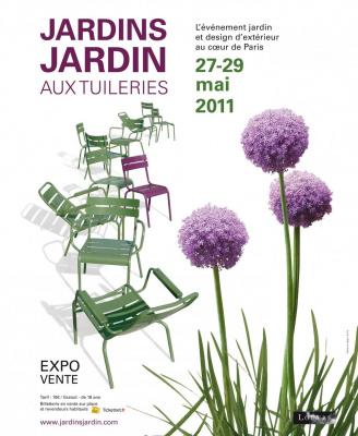 Exposition, Vente, Jardins Jardin, Tuileries, Fleur, Plante