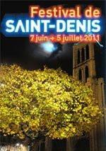 Festival de Saint-Denis, Musique, Basilique