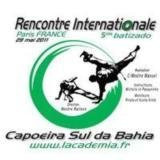 Rencontres internationales, 2011, Capoeira Sul da Bahia