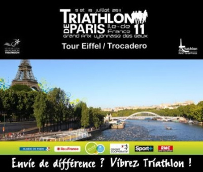 Triathlon de Paris Ile-de-France 2011