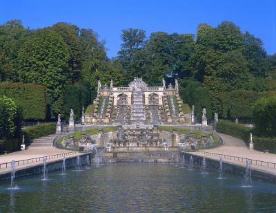 Fontaine, Domaine National de Saint-Cloud