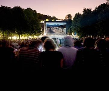 """Festival """"Films Sous Les Etoiles"""", Domaine de Saint-Cloud"""