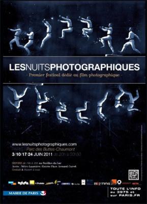 """Festival """"Les Nuits Photographiques"""", Parc des Buttes-Chaumont"""