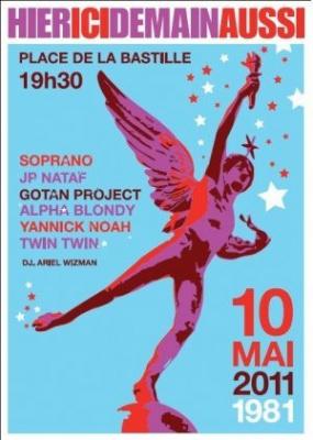 Hier Ici Demain Aussi Concert 2011