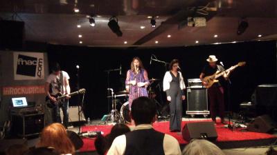 Brigitte Fnac Showcase