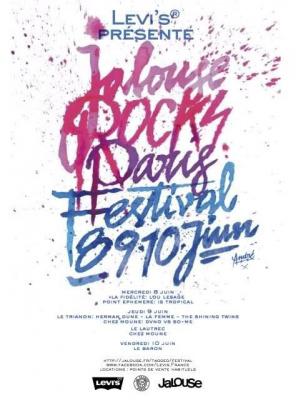 Jalouse Rocks Paris