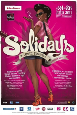 Solidays Festival 2011