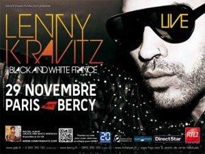 Lenny Kravitz Bercy