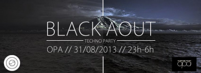 Black Aout Party by One One Six