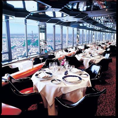 Le Ciel de Paris, Tour Montparnasse, Tour Eiffel