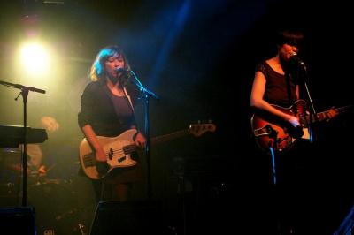 Gals Rock On Stage à la Flèche d'Or - Luise Pop