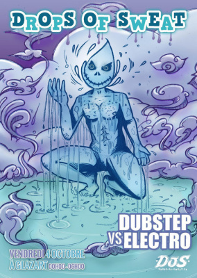 DROPS OF SWEAT #16 ( Dubstep vs Electro)