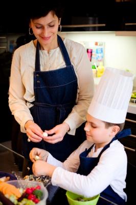 cooking baz'art, atelier de cuisine adulte et enfant
